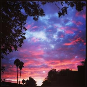 Chino Hills Sunset